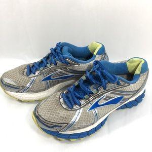⬇️💰Brooks Adrenaline GTS 15 Run Shoe Blue Gray